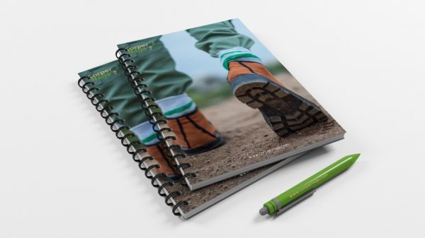 corper-notebook